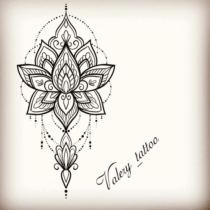 #Drawingstattoo #Lotustattoo #Tattoo #Tattoos #Lotus