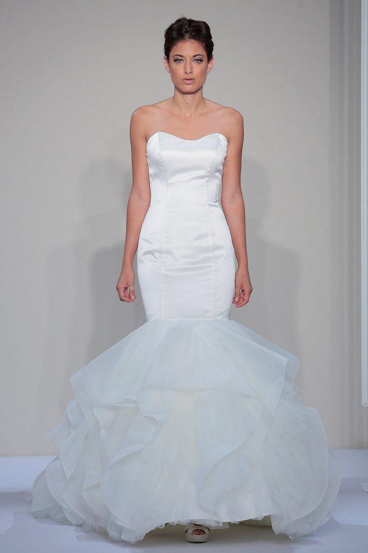 Dennis basso for kleinfeld bridal fashion week and wedding