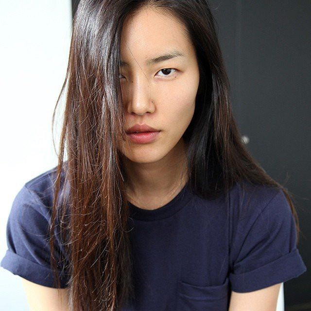 Hairstyles For Asian Hair Impressive Image Result For Style Straight Asian Hair  Hair  Pinterest