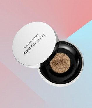 Bareminerals Blemish Remedy Acne Clearing foundation