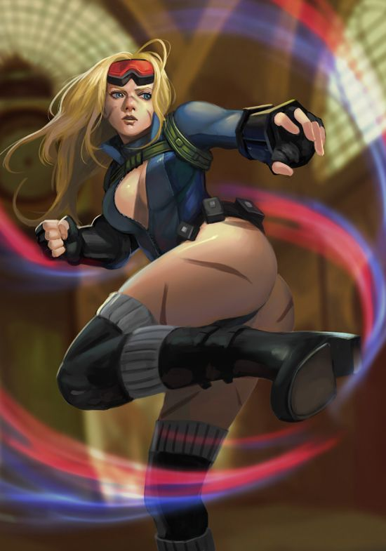 Cosplay tuesday street fighter a cammy parody vote