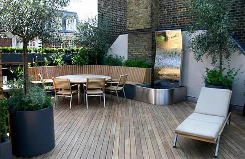 25 Beautiful Rooftop Garden Designs To Get Inspired Rooftop patio - Terrace Design