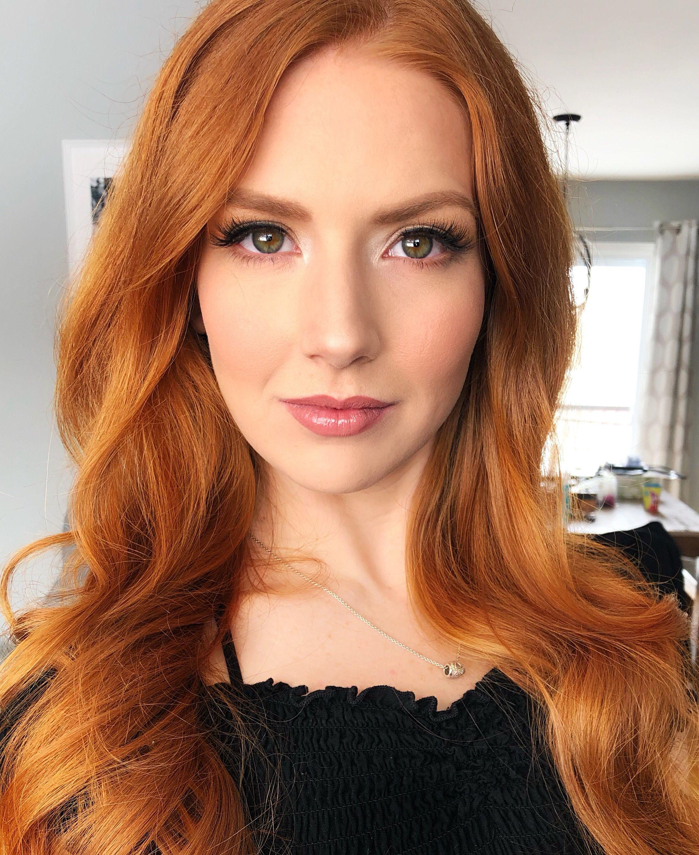 Redhead makeup  Red hair makeup, Redhead makeup, Red hair