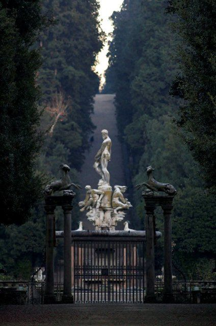 Statue Boboli Garden Italy Pictures Boboli Nature Aesthetic