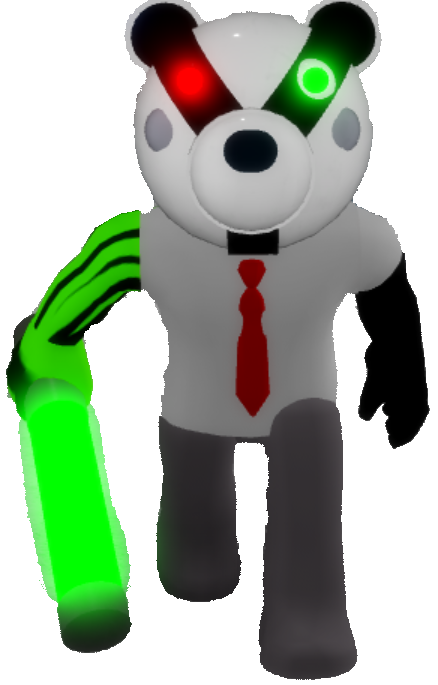 Badgy | Roblox Piggy Wikia Wiki | Fandom | Roblox, Piggy ...