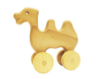 Wooden Puzzle Toy Solid Cheese shape Handmade от WoodenCaterpillar