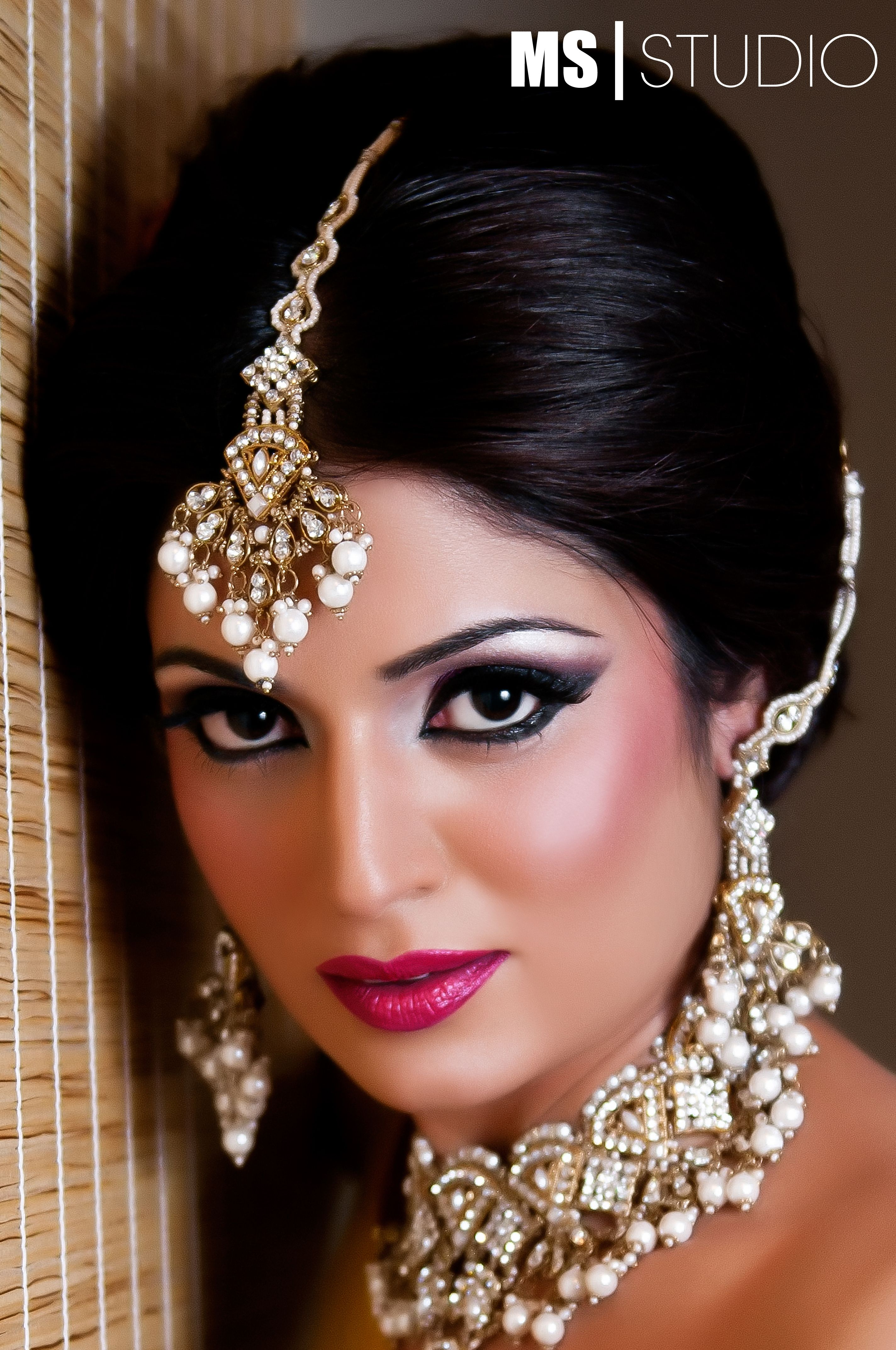 Indian Bridal Makeup - Google Search | Makeup | Pinterest | Indian Bridal Makeup Search And ...