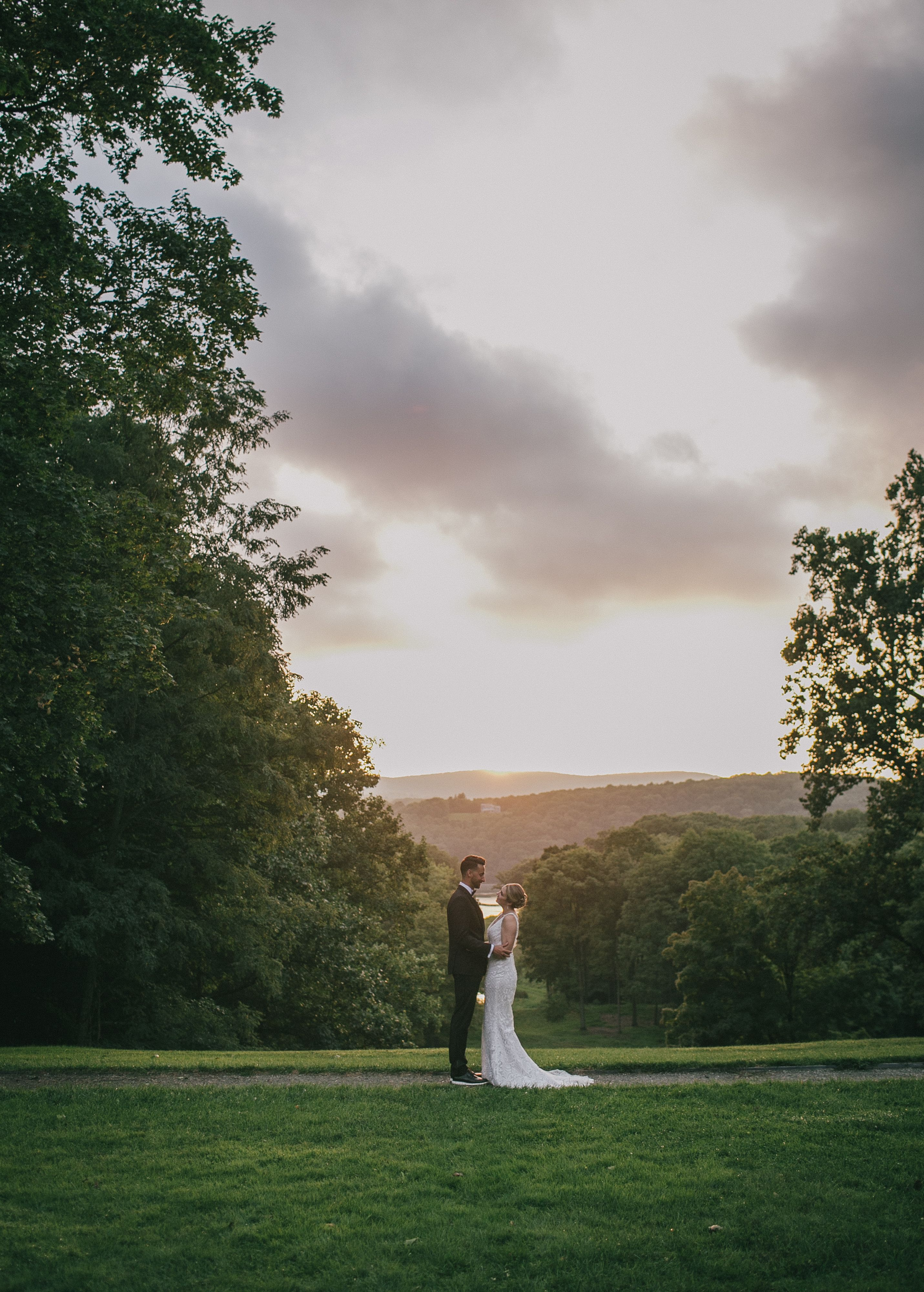 A wedding at Locust Grove in Poughkeepsie, NY | Hudson ...