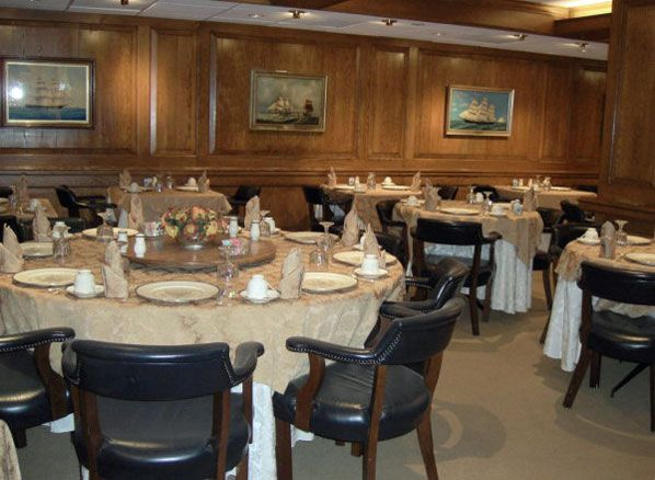 The White House Mess Is Three Small Dining Rooms In The Basement Stunning Basement Dining Room Decorating Inspiration