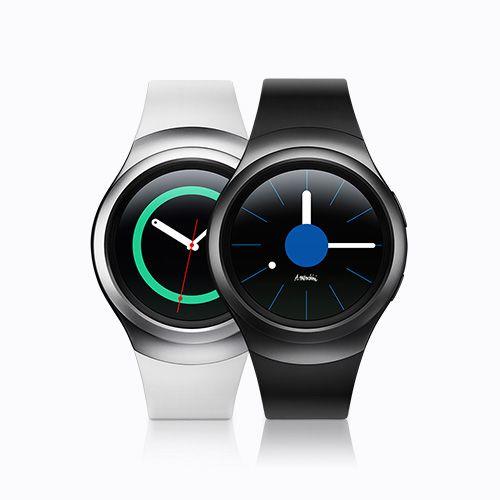Samsung Gear S2 Smartwatch Water Resistant 1 2 Full Circle Display R Gadgets Gear S2 Smart Watch Smart