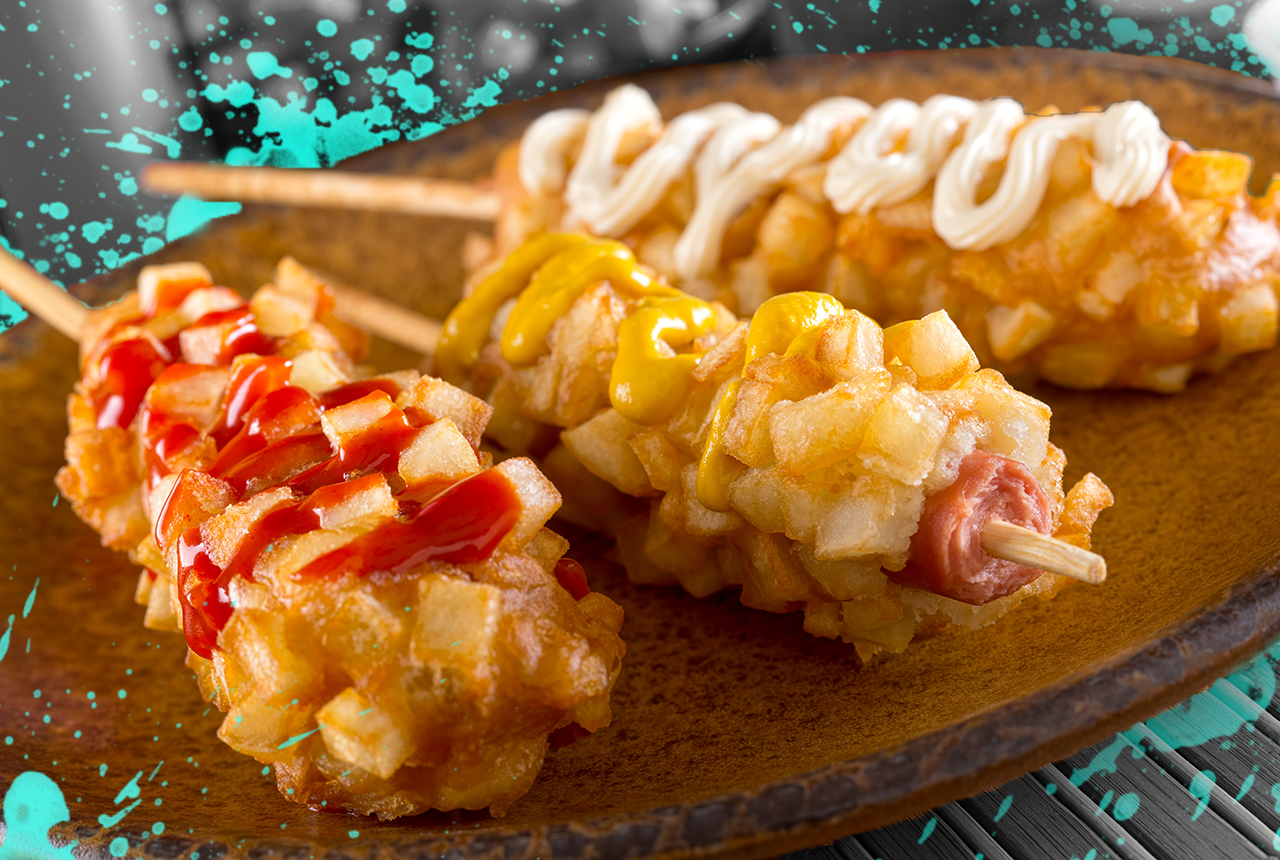 Recipe Recreate This Insane French Fried Corn Dog Recipes Foods