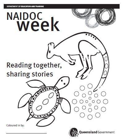 Tiddalick Dreamtime story and activities 2015 dbt pic 1 NAIDOC