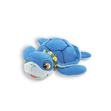 Hawaiian Soft Plush Lil Ohana Limu the Blue Turtle