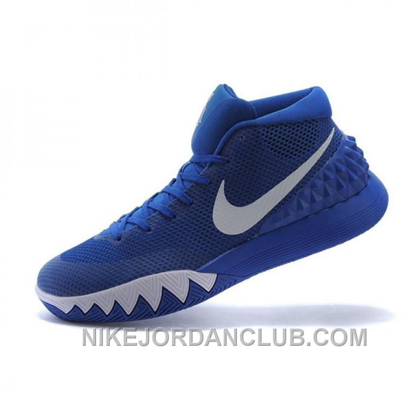 new concept fc208 04873 Buy Nike Kyrie Irving 1 Royal Blue White Basketball Shoes Christmas Deals  from Reliable Nike Kyrie Irving 1 Royal Blue White Basketball Shoes  Christmas ...