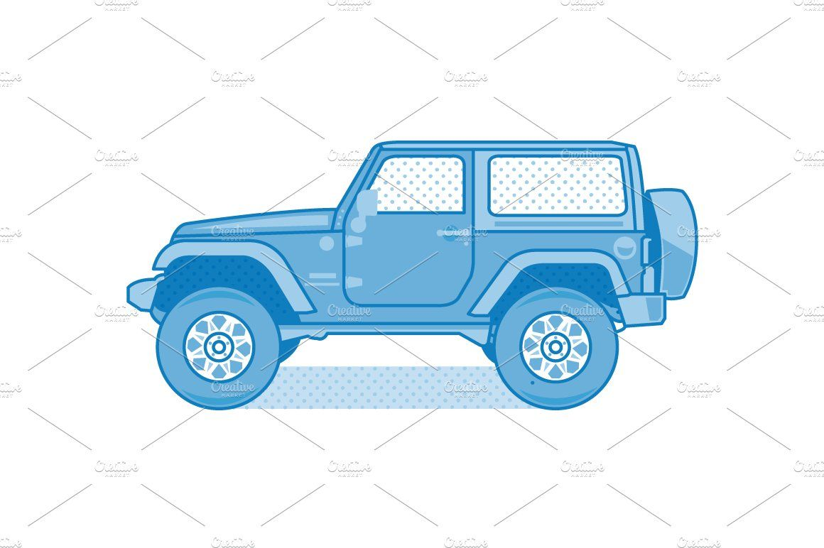 Jeep Wrangler Jeep Drawing Jeep Wrangler Jeep