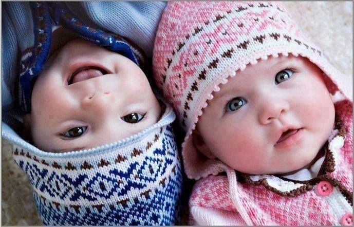 Cute Baby Images For Whatsapp Best Babies Collections Boy Girl Twins Twin Babies Cute Twins