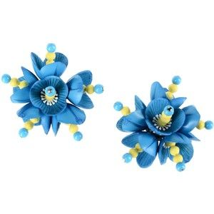 Moschino Couture Earrings