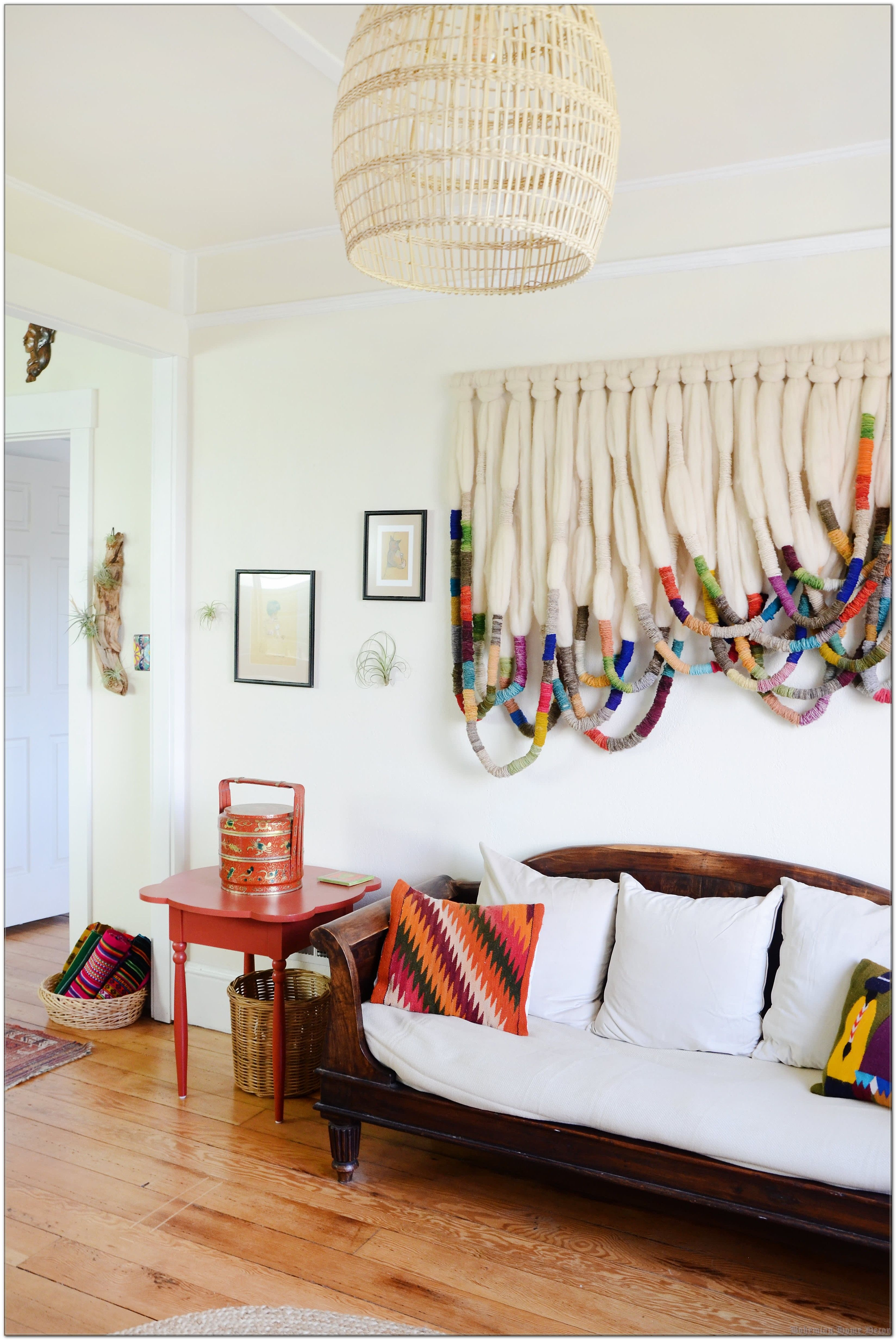 Bohemian Home Decor Experiment We Can All Learn From