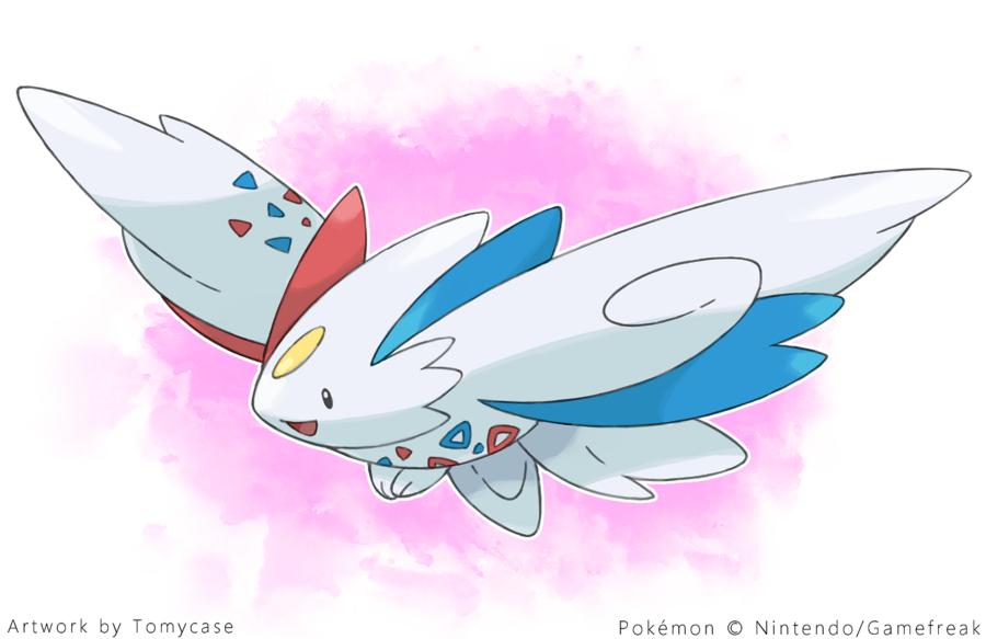 Mega Togekiss By Tomycasedeviantartcom On At Deviantart Pokémon