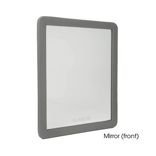 Glamcor | Accessories for Multimedia Extreme Light - add a camera, iPad, iPhone, Samsung or Universal Phone Clip.  Use the mirror for an instant illuminated studio.