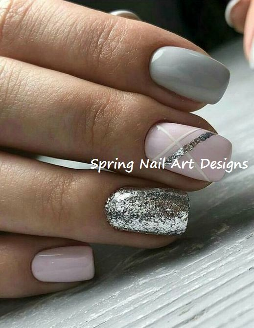 Pin by Iva on manicure ideas | Shellac nail designs