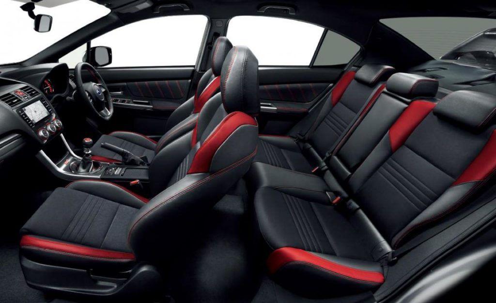 2016 Subaru Brz Sti Interior Seating Area Subaru Subaru Subaru