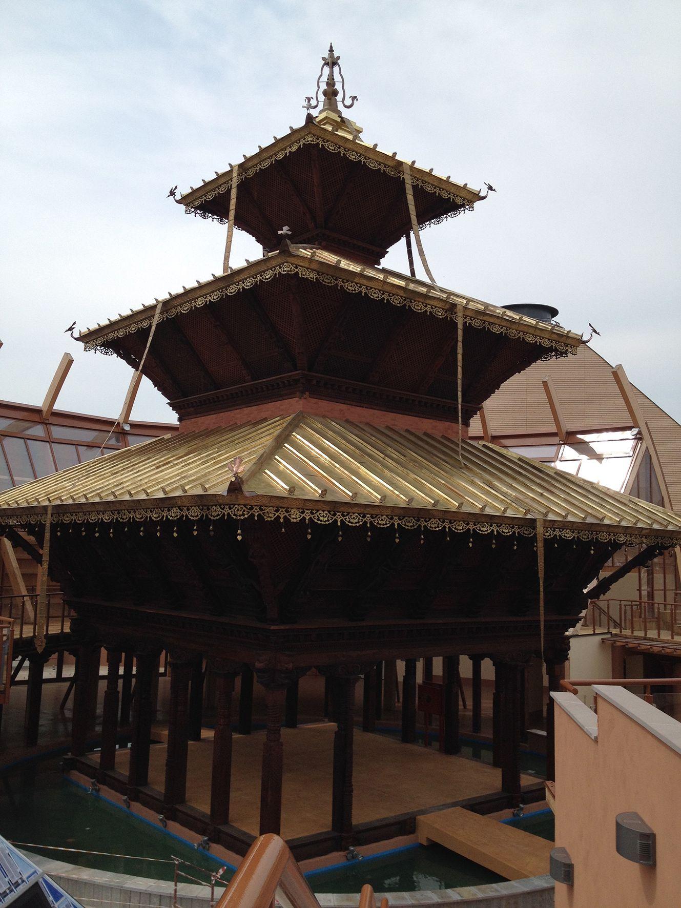 #nepal #pavilion #expo2015 #milan