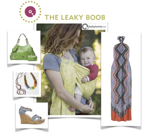 #LeakyLooks fashion fireworks fabulous looks for summer that are breastfeeding friendly | The Leaky B@@b