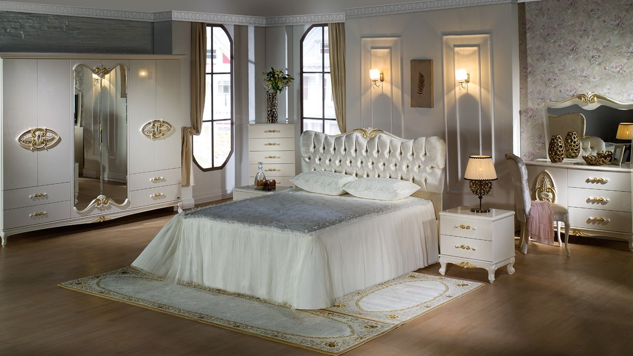 Queen yatak odas tak m stikbal yatak odalar for Mobilya yatak odasi