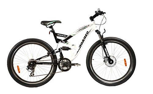 Buy Hercules Roadeo A 300 White Black Bicycle Online At Low Prices