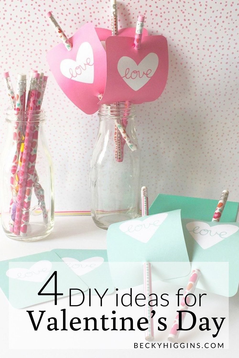 valentine\'s day ideas using project life | Becky higgins, Project ...