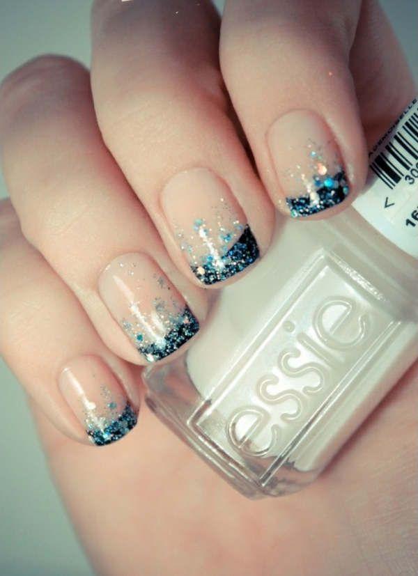Nail Art #3047 - Best Nail Art Designs Gallery | Pinterest | Glitter ...
