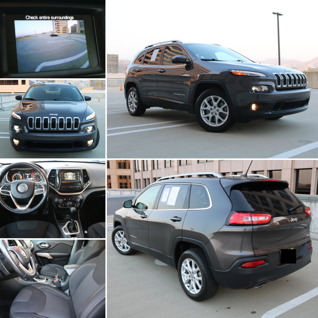 2017 Jeep Cherokee In Gray For Sale Autoland Inventory 20 099 Miles 2 4l I4 Mpg Up To 21 City 30 Highway In 2020 Jeep Cherokee Jeep Suv For Sale
