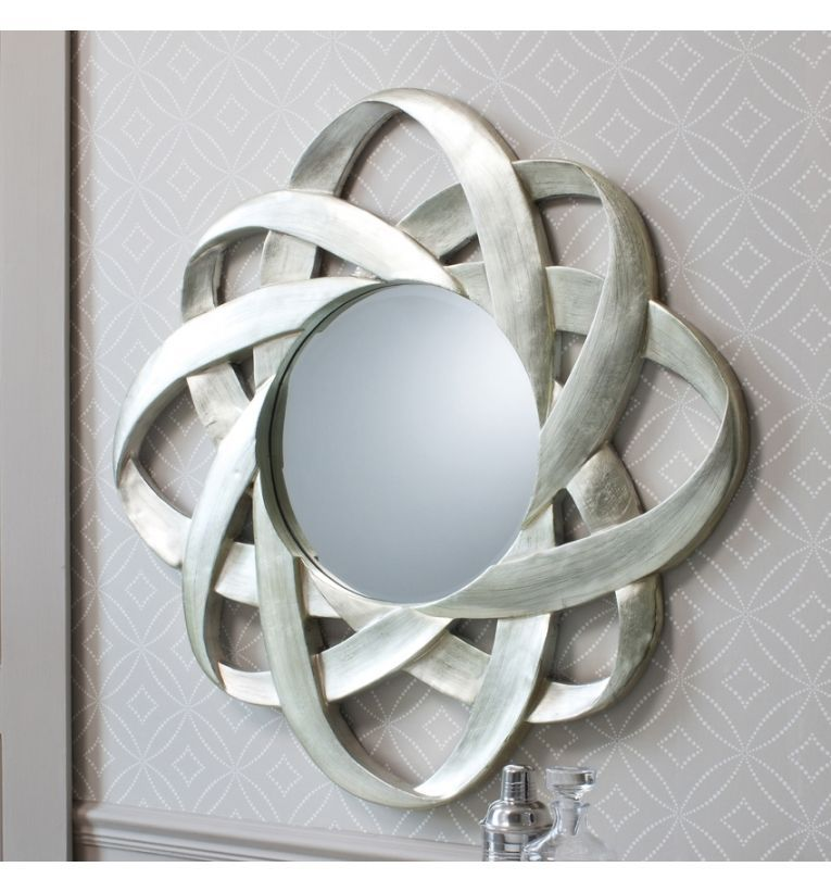constellation large silver round feature wall mirror 38 on wall mirrors id=33471