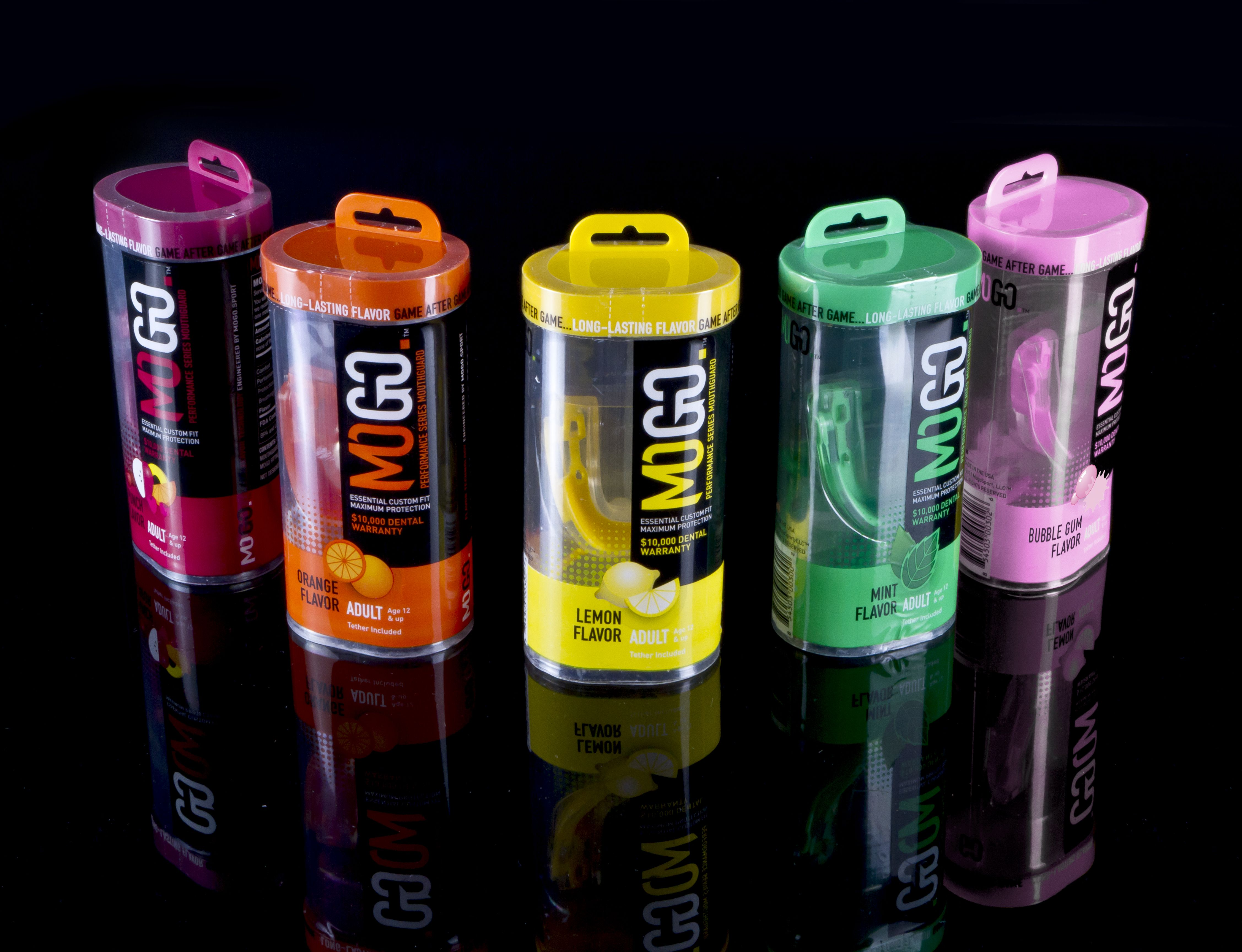 MoGo Sport  the Flavored Mouthguard s Retail Packaging  71dd7503c8897