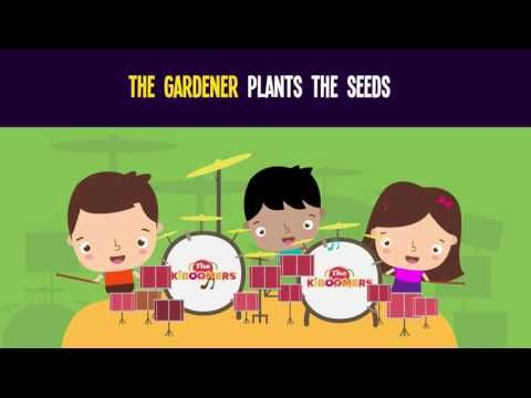The Gardener Plants the Seeds Song | Best Preschool Learning Songs - YouTube