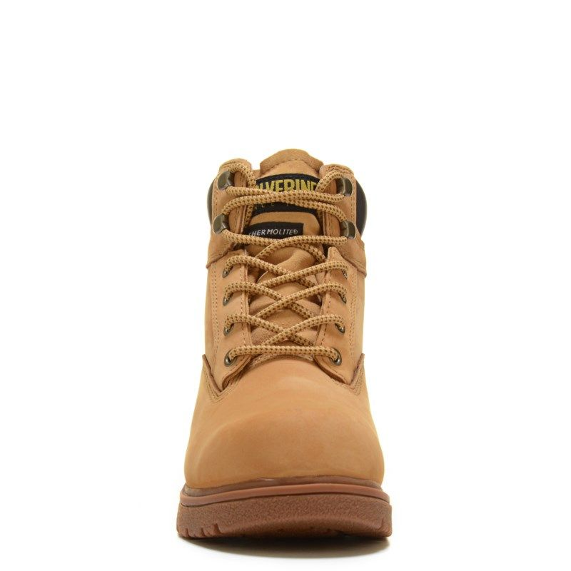 bf0a465a521 Men's Cheyenne Slip Resistant Medium/Wide Work Boot | Products | Tan ...