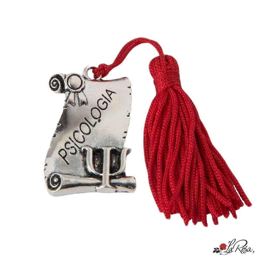 Bomboniere Laurea Ciondolo Scritta Psicologia Con simbolo Per Facoltà Laurea  In Psicologia  BomboniereLaureaPsicologia 9a1382339aac