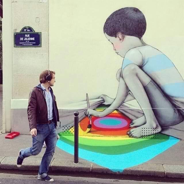 Paris... Seth