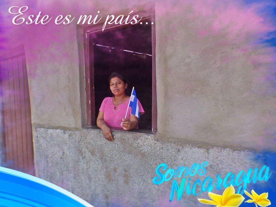 Ciudadana nicaragüense