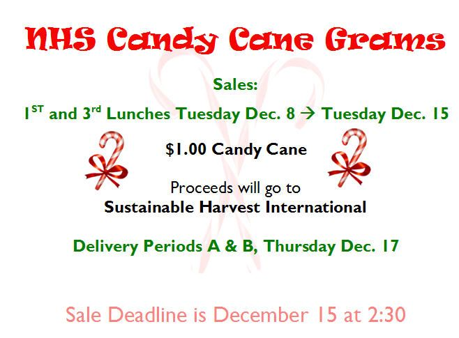 christmas candy cane grams template