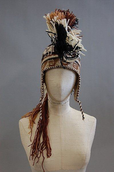 christian dior mohawk hat - Google Search | Hats | Pinterest