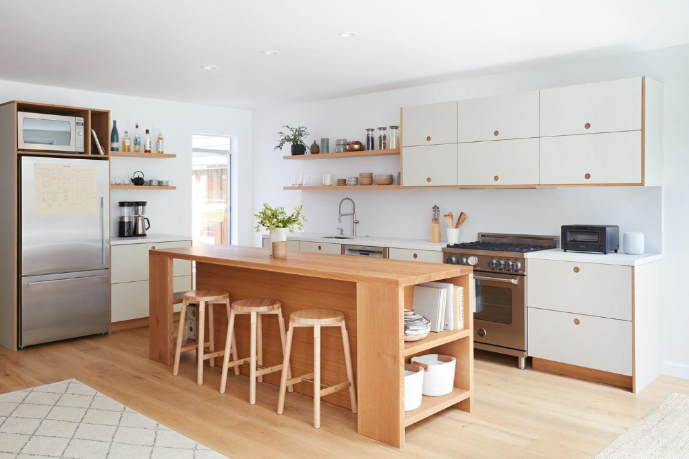 Kitchen of the Week A 'New Old' Project in Noe Valley