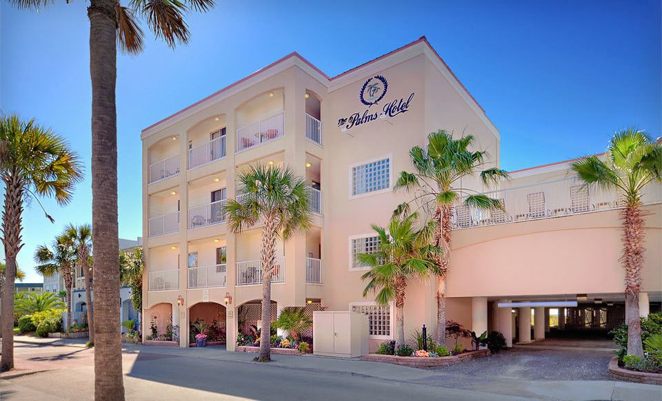 Groupon Stay At The Palms Hotel In Isle Of Palms Sc With Dates