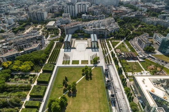 parc citroen - Cerca con Google