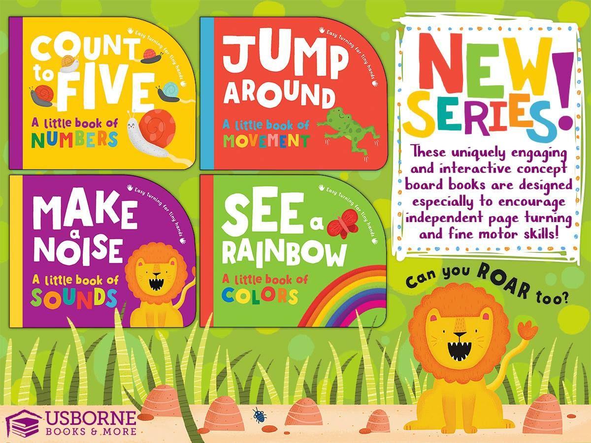 Board books that invite action usborne books usborne