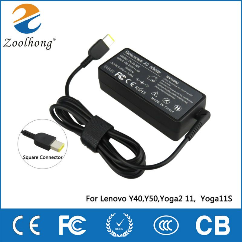 Zoolhong 20v 3 25a 65w Ac Laptop Power Adapter Charger For Lenovo Thinkpad X1 Carbon Lenovo G400 G500 G505 G405 Yoga 13 With Images Lenovo Thinkpad Laptop Adapter Laptop Accessories