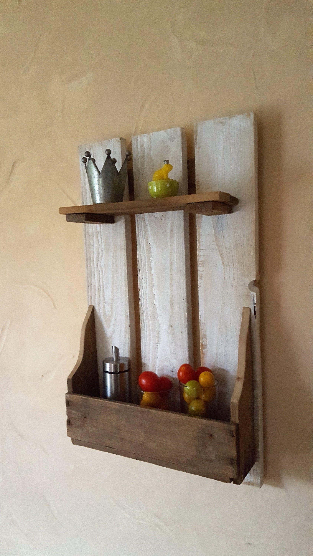 Regal Matilda Im Landhaus Stil Handgemacht Vintage Weinkisten