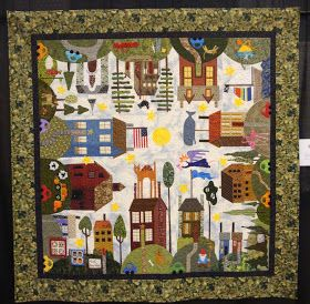 FABRIC THERAPY: Shipshewana Quilt Festival, Part Two...
