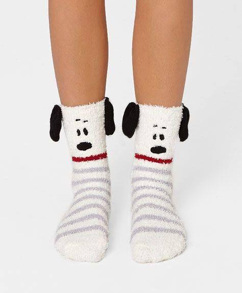 bbcc6b91d80cb3 Snoopy socks.